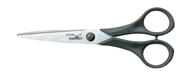 Ножницы универсальные «Soft touch» Lл= 70мм / Lн=160мм