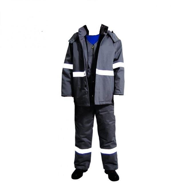 Куртка прямая удл. п/комбинезон (Схема изделия)